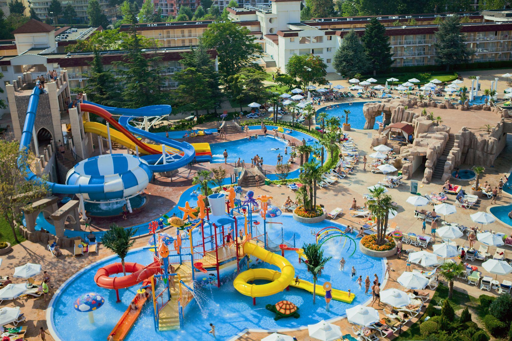 Отель в Болгарии для семейного отдыха с детьми